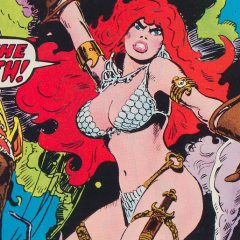 13 COVERS: A Spotlight on RED SONJA