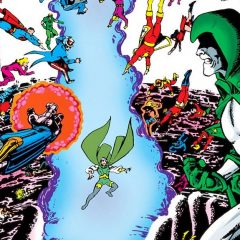 How Growing Up in a Comics Store — and Meeting GEORGE PEREZ — Changed My Life