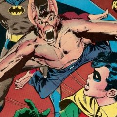 ROBIN MEETS MAN-BAT: A Power Records Tale That Soars