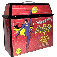 INSIDE LOOK: The Groovy 'MEGO' BATGIRL Playset You've Been Waiting For