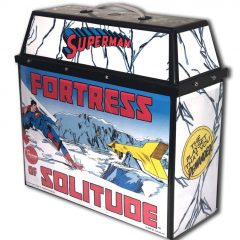 INSIDE LOOK: The 'MEGO' FORTRESS OF SOLITUDE Playset You've Been Waiting For