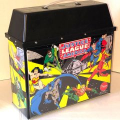 INSIDE LOOK: The 'Mego' JUSTICE LEAGUE SATELLITE Playset You've Waited Decades For