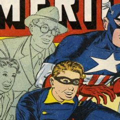 CAPTAIN AMERICA's SYD SHORES Gets a Golden Spotlight