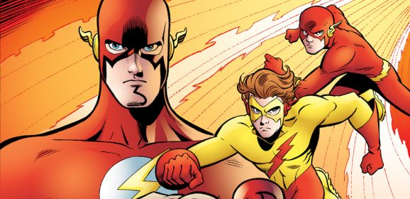 THE FLASH Speeds Into BACK ISSUE #126