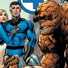 NEAL ADAMS and MARK WAID Team Up on FANTASTIC FOUR