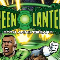 Dig the Final Versions of the GREEN LANTERN 80th ANNIVERSARY Variants