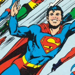 13 COVERS: DC's Groovy Classic Paperbacks