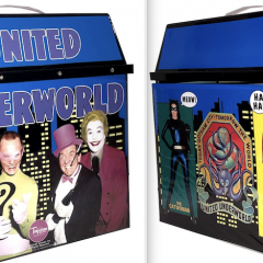 FIRST LOOK: The BATMAN '66 UNITED UNDERWORLD Playset You've Waited Decades For
