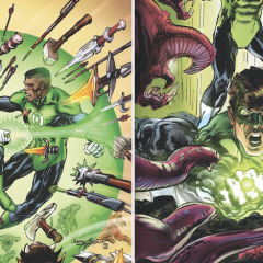 FIRST LOOK: NEAL ADAMS' GREEN LANTERN 80th Anniversary Retailer Variants