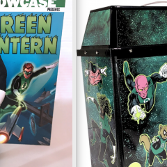 INSIDE LOOK: The 'Mego' GREEN LANTERN Playset You've Waited Decades For