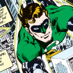 NEAL ADAMS: Why This Is My Favorite GREEN LANTERN Story