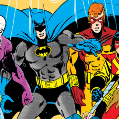 The TOP 13 Mike W. Barr BATMAN Stories — RANKED