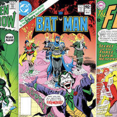 DC Cancels Slew of FACSIMILE EDITIONS, DOLLAR COMICS and GIANTS