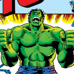 Early Bronze Age INCREDIBLE HULK Gets EPIC COLLECTION Treatment