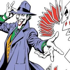 DENNY O'NEIL and JOSE LUIS GARCIA-LOPEZ Team Up For JOKER ANNIVERSARY