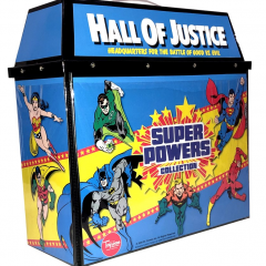 INSIDE LOOK: Dig This New 'Super Powers' HALL OF JUSTICE Playset