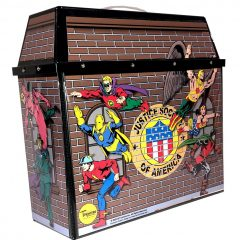 INSIDE LOOK: The 'Mego' JUSTICE SOCIETY Playset You've Waited Decades For