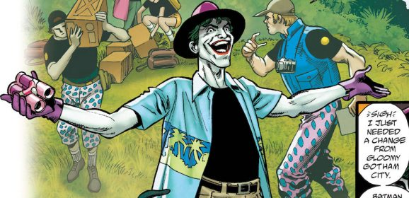 FIRST LOOK: Denny O'Neil and Jose Luis Garcia-Lopez's JOKER 80th ANNIVERSARY Story