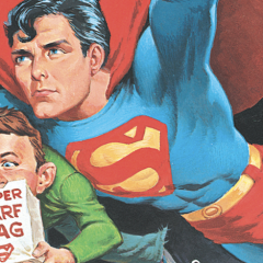 MAD MAGAZINE #15 Brings Back Classic Superhero Parodies