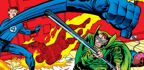 Final Lee and Kirby FANTASTIC FOUR Issues to Get EPIC COLLECTION