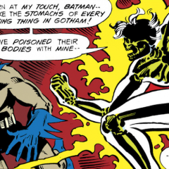 STEVE ENGLEHART: DR. PHOSPHORUS and the Rise of a BATMAN Classic