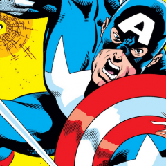 ZECK, DeMATTEIS' Classic CAPTAIN AMERICA to Get EPIC COLLECTION