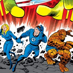 MARVEL's JOE SINNOTT Dead at 93
