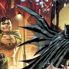 Mega-Size DETECTIVE COMICS #1027 Will Feature Roster of Superstar Talent