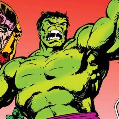 John Byrne's Cult-Fave INCREDIBLE HULK Run to Get EPIC COLLECTION