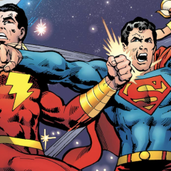 SUPERMAN VS. SHAZAM! — DC to Collect Their Greatest Battles