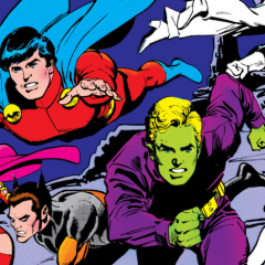 GERRY CONWAY's LEGION to Get Hardcover Collection