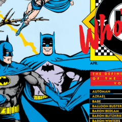 DC to Publish WHO'S WHO OMNIBUS — Finally!