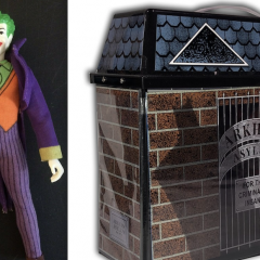 FIRST LOOK: The 'Mego' ARKHAM ASYLUM Playset You've Waited Decades For