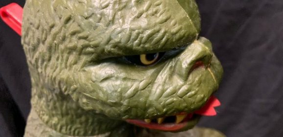 INSIDE LOOK: GODZILLA's 1970s Monster Merchandise Bonanza
