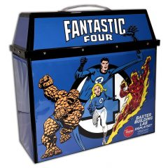 INSIDE LOOK: The 'Mego' FANTASTIC FOUR Playset You've Been Waiting For