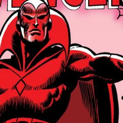 Classic VISION and SCARLET WITCH Issues to Get Facsimile Editions