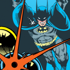 DETECTIVE COMICS #474: How an Unplanned Issue Became a BATMAN Classic