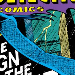 DETECTIVE COMICS #476: The Masterpiece Inside a BATMAN Masterpiece