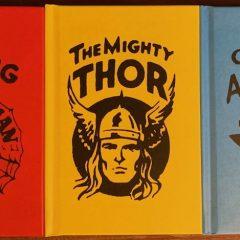 INSIDE LOOK: The Groovy Classic MARVEL COMICS MINI-BOOKS Facsimile Boxed Set
