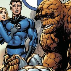 FIRST LOOK: Mark Waid and Neal Adams' FANTASTIC FOUR: ANTITHESIS #1