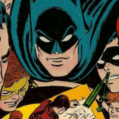 DC Plans Hardcover Tribute to CARMINE INFANTINO