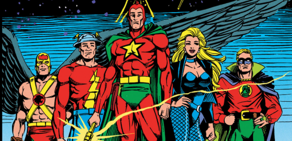 Fan-Fave JUSTICE SOCIETY Miniseries to Get Hardcover Collection