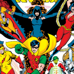 Why the TEEN TITANS Have Endured for Decades, by MARV WOLFMAN