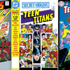 The TOP 13 TEEN TITANS Covers — RANKED