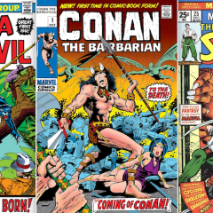 CONAN LEGACY: Dig This Essential Timeline of BRONZE AGE Barbarian Comics Series