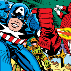 The TOP 13 Issues of JACK KIRBY's 1970s Return to MARVEL — RANKED