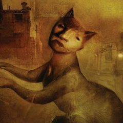 Creating CAGES: A Retrospective Conversation with DAVE McKEAN