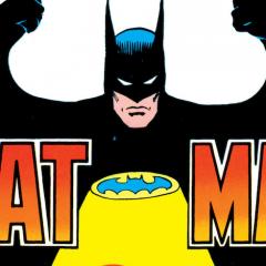 13 Underrated BATMAN Covers