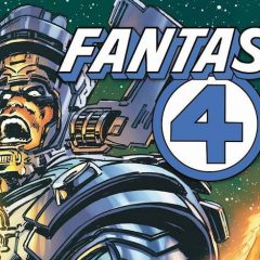NEAL ADAMS and MARK WAID's FANTASTIC FOUR Miniseries to Get TREASURY EDITION