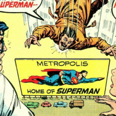 13 CLARK KENT COVERS to Celebrate Labor Day